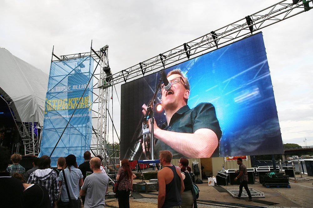 Festival LED Screen