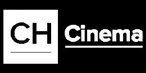 CH Cinema Logo White
